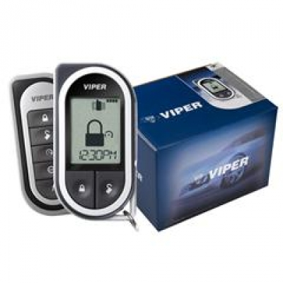 Viper 5501 Responder LC3 SuperCode SST 2-Way Remote Start System