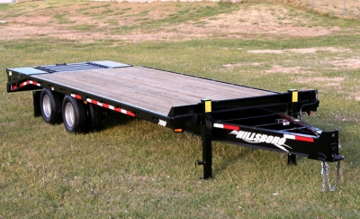 700 Series Flatbed Trailer